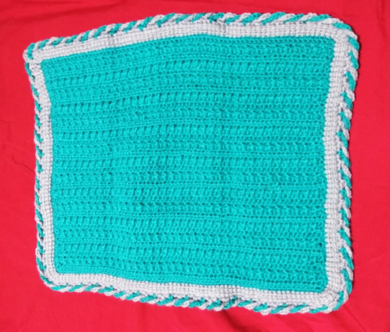Handmade, Free pattern, Crochet, Placemat, video,